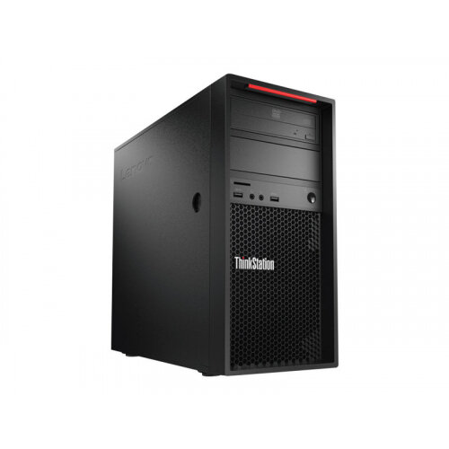 Lenovo ThinkStation P520c 30BX - Tower - 1 x Xeon W-2104 / 3.2 GHz - RAM 8 GB - HDD 1 TB - DVD-Writer - no graphics - GigE - Win 10 Pro for Workstations 64-bit - monitor: none - keyboard: UK - TopSeller