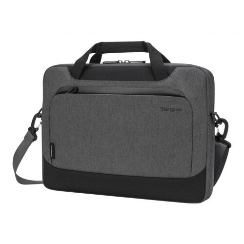 Targus Cypress Slimcase with EcoSmart - Notebook carrying case - 15.6&uot; - grey