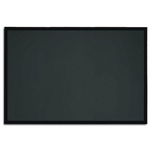Bi-Office Memo Board 600x900mm Black Frame FB0736169
