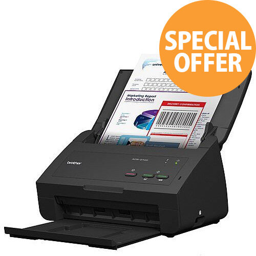 Brother ADS-2100e High Speed Duplex Document Scanner