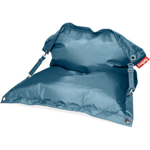 The Buggle Up Bean Bag 190x140cm Blue Suitable for Indoor &Outdoor Use - Fatboy The Original Bean Bag Range