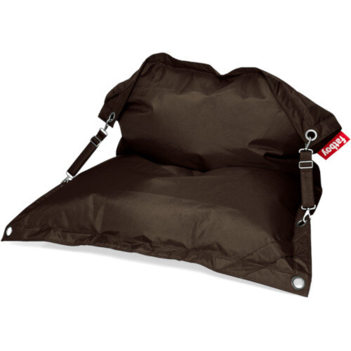 The Buggle Up Bean Bag 190x140cm Brown Suitable for Indoor &Outdoor Use - Fatboy The Original Bean Bag Range