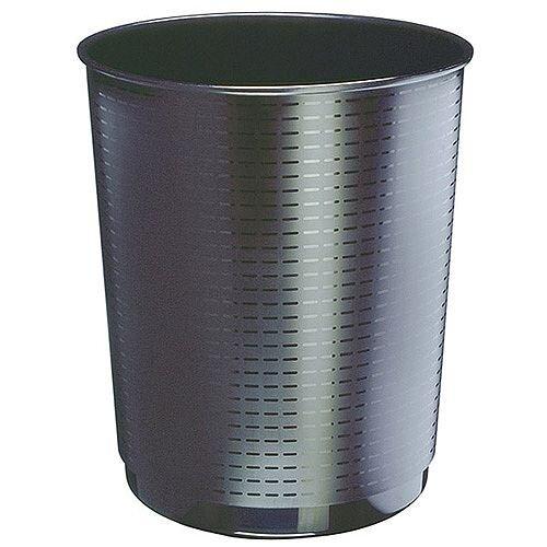 CEP Maxi Waste Bin Graphite 133 40L