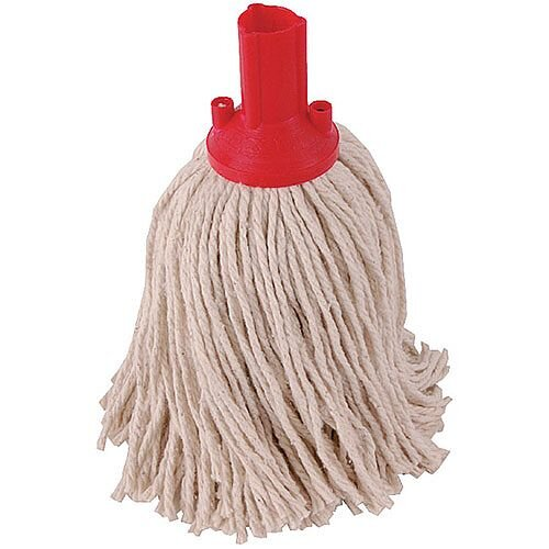 Contico Exel Mop Head 250gm Red Pack of 10