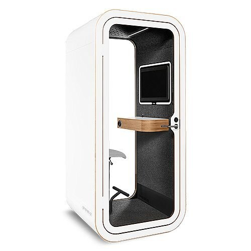 Framery O Video Conference Ready Acoustic Booth