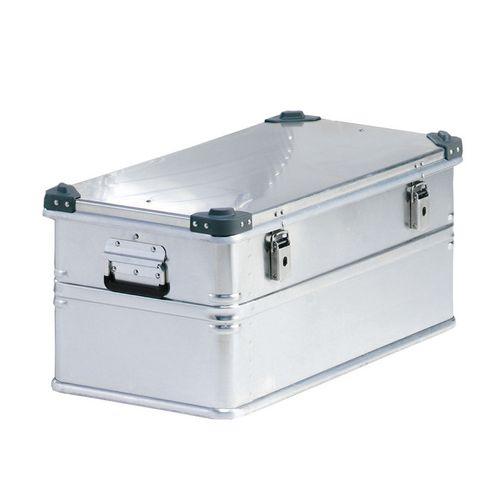 Container With Lid Aluminium 309693