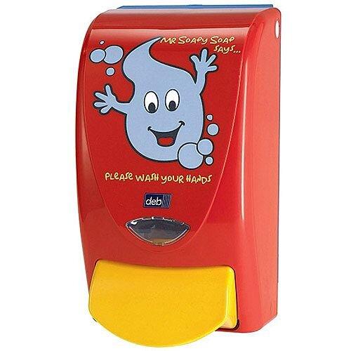 DEB Mr Soapy Soap Dispenser SSD01P