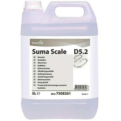 Diversey Suma Scale D5.2 Descaler 5 Litre W1080 7508261