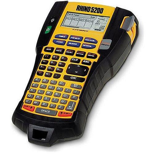 Dymo Rhino 5200 Label Printer ABC 19mm PB1 S0841460
