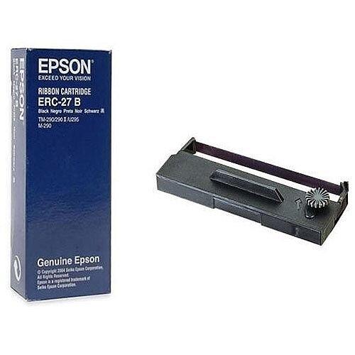 Epson ERC27 Fabric Ribbon Black C43S015366