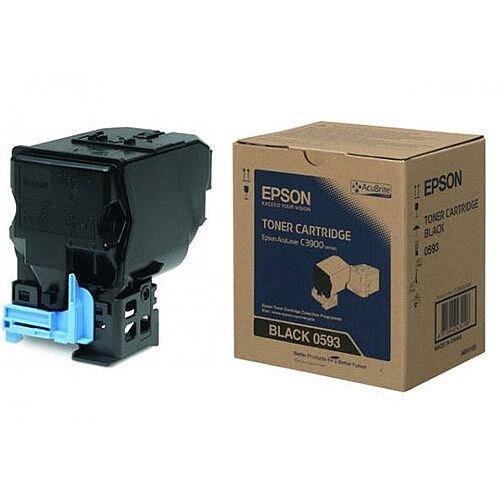 Epson S050593 Black Laser Toner Cartridge C13S050593 6000+ Pages