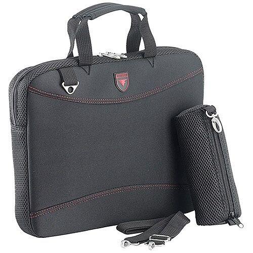 """Falcon 16"""" Neoprene Laptop Sleeve Black"""