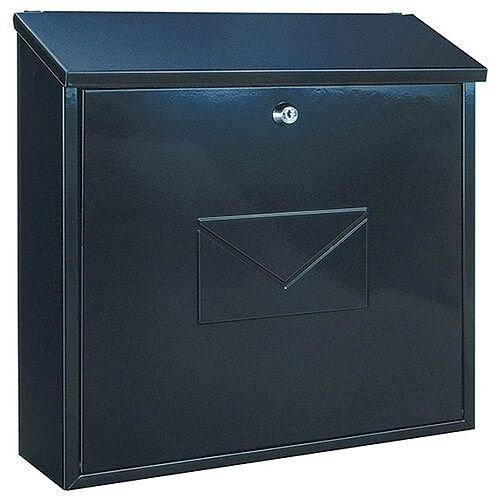 Firenze Mail Box Black 371791