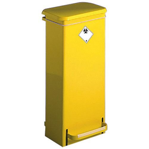 Fixed Body Fire Retardant Sack Holder Freestanding 17 Litre 316099