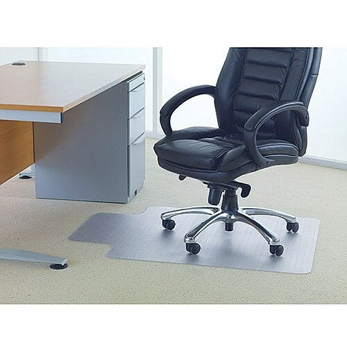Floortex PVC Carpet Chairmat 920x1210mm 119225LV