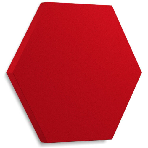 Fluffo SOFT Acoustic Wall Panel - Hexa M