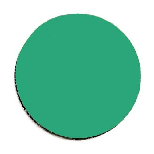 Franken Magnetic Green Circle Symbols Pack of 50 M861 02