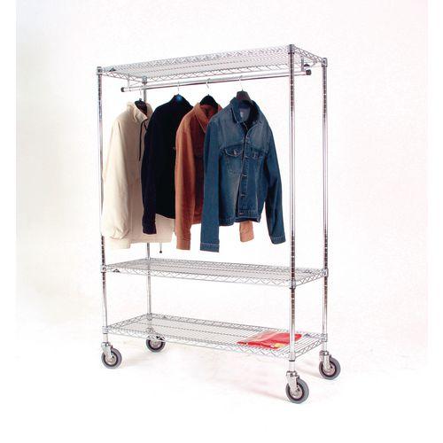 Garment Hanging Rail 1848M Mobile 366041
