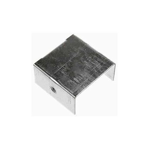 Steel 50 x 50mm Stop End