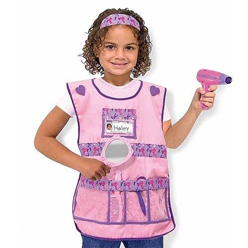 Hair Stylist Kids Costume 3-6 Years