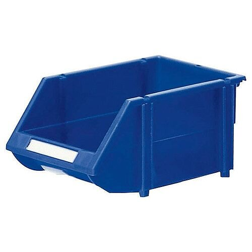 Heavy Duty Storage Bin Pack of 36 Blue 360232