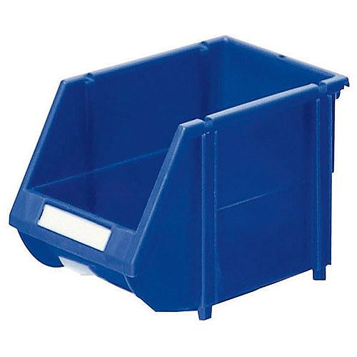 Heavy Duty Storage Bin Pack of 60 Blue 360231