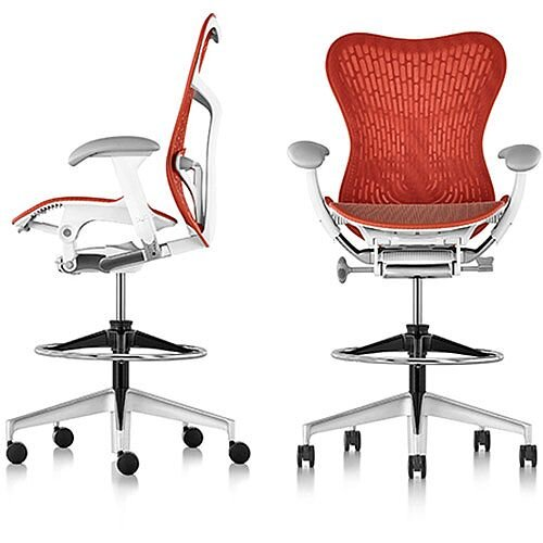 Herman Miller Mirra 2 Stool