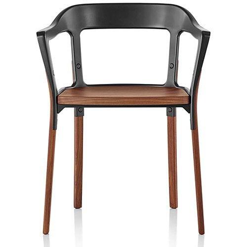 Herman Miller Steelwood Chair