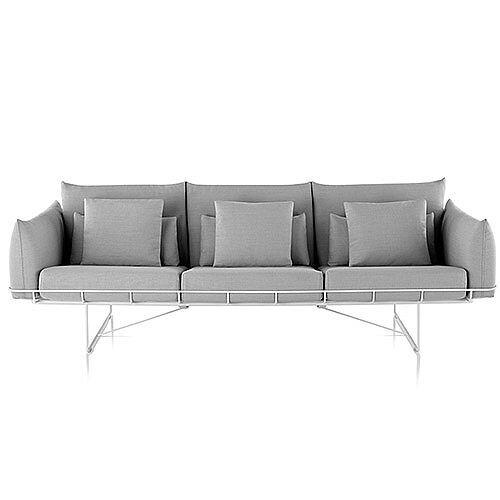 Herman Miller Wireframe Sofa Group
