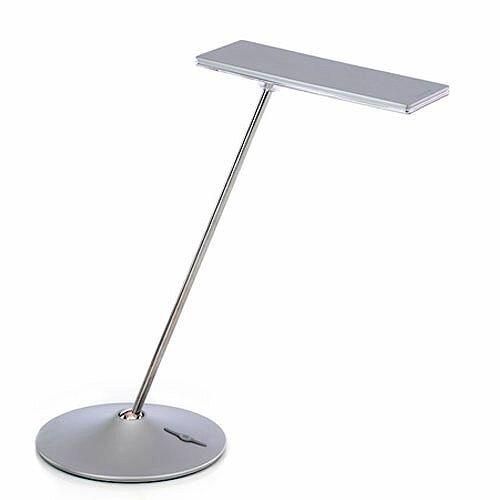 Humanscale Horizon LED Task Desk Light Silver