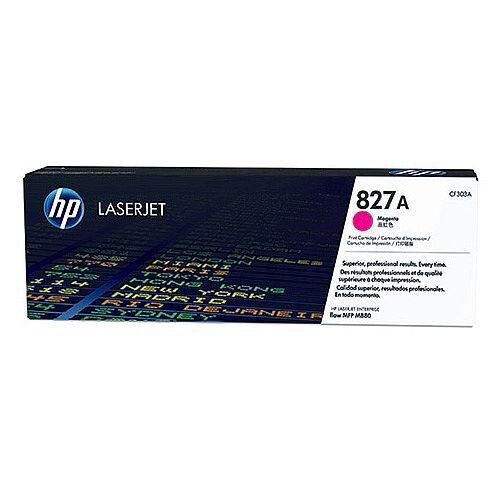 HP 827A Laserjet Toner Cartridge (CF303A) Magenta HPCF303A