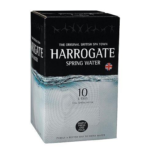 Harrogate Spring Water 10 Litre Bag in Box