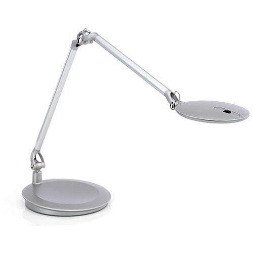 Humanscale Element Disc LED Desk Light Silver