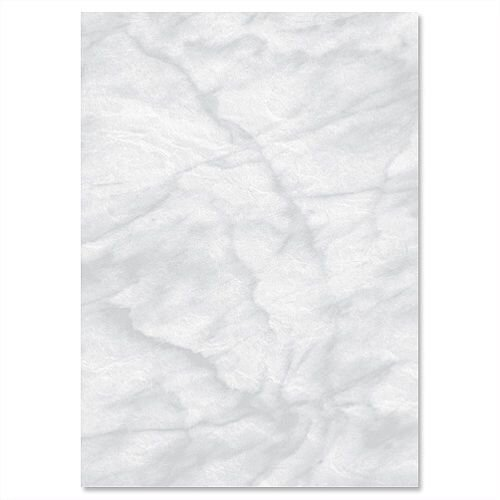 Computer Craft A4 Grey Marble Certificate Papers 90gsm 100 Sheets