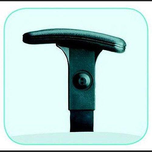 Jemini Black Adjustable Chair Arms - PAIR KF50164