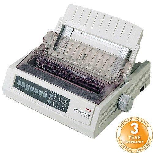 OKI Microline 3321eco Dot Matrix Printer