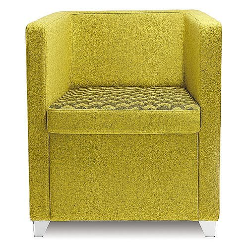 Jack Single Seater Armchair Green