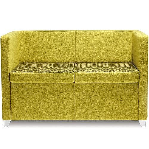 Jack Two Seater Sofa Green