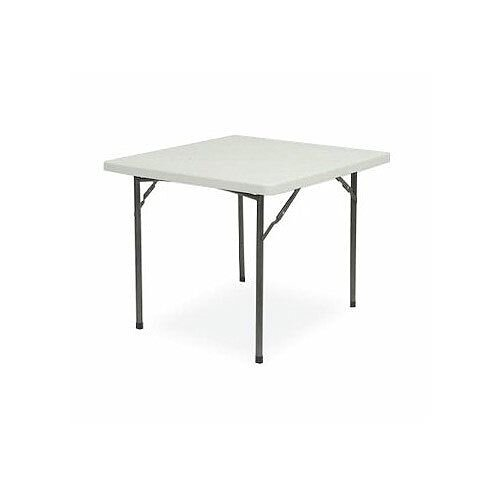 Compact Square Folding Table 910 x 910mm