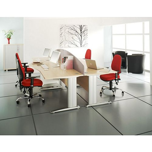 Komo Bench &Call Centre Desking Range