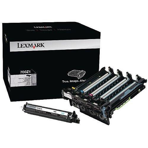 Lexmark 700Z1 Blk Imagin Kit 70C0Z10 Pk1