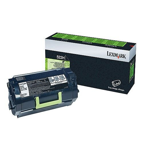 Lexmark Black Rp Toner Cartridge Extra High Yield 52D2H00 Pk1