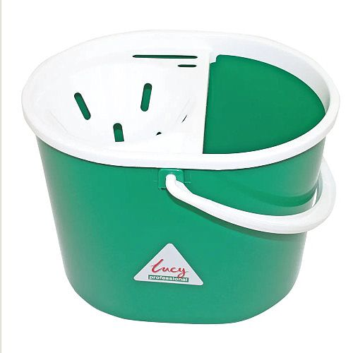 Lucy Mop Bucket 15 Litre Green