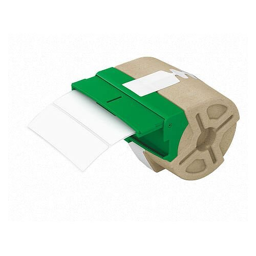 Leitz Icon White Pre-Cut Paper Label Roll 28mmx88mm 690 Labels 70170001 Pack of 4