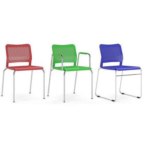 Narbutas WAIT Visitors &Meeting Room Chairs &Stools