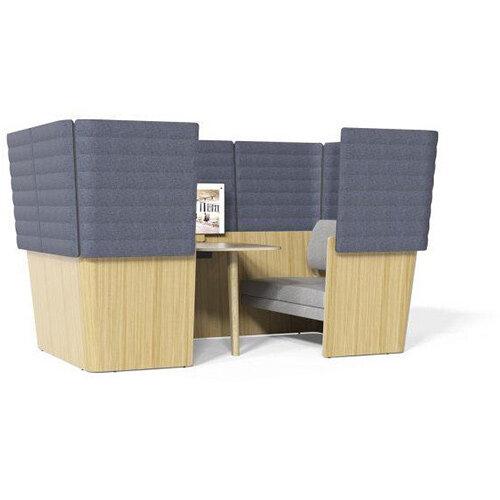 Narbutas ARCIPELAGO WOOD Modular Soft Seating