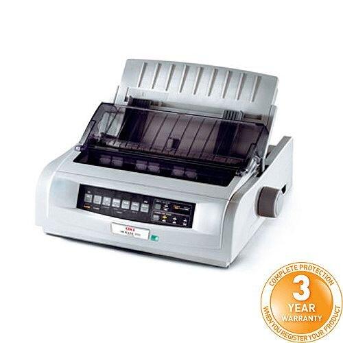 Oki Microline ML5520eco Dot Matrix Printer