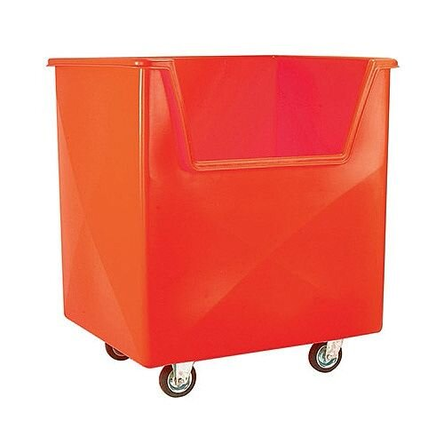 Order Picking Trolley Red 383269