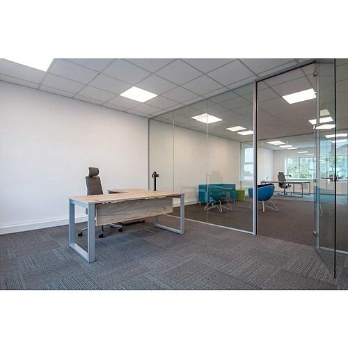 OSS Recruitment Office Fitout in Dublin by HuntOffice Interiors