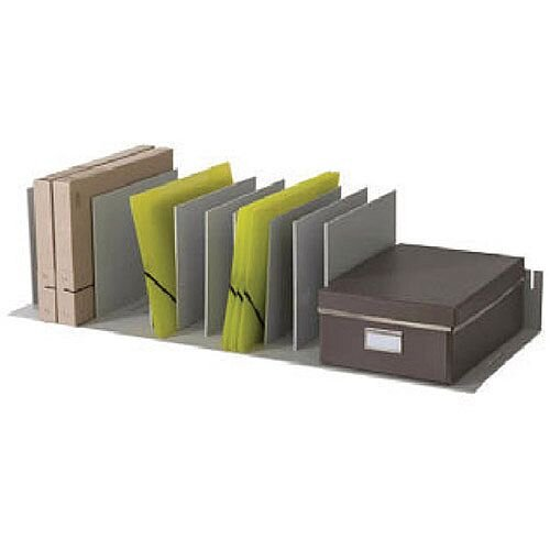 Paperflow Easy Office Individual Vertical Organiser Grey 4933.02
